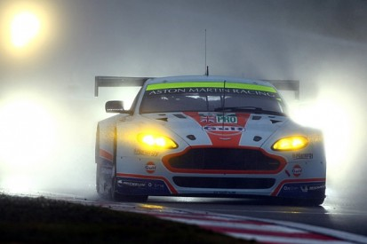 Aston Martin announces Academy members for WEC GTE Pro test