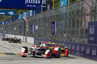 Formula E could keep mid-race car swaps until season six