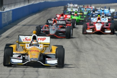 Hunter-Reay: Downforce from new aerokit will improve IndyCar racing