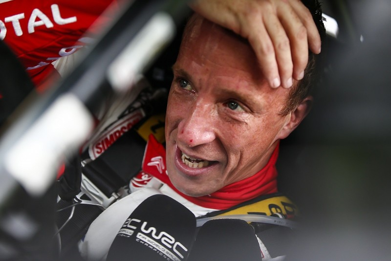 Citroen WRC team yet to confirm Meeke for October's Rally Catalunya