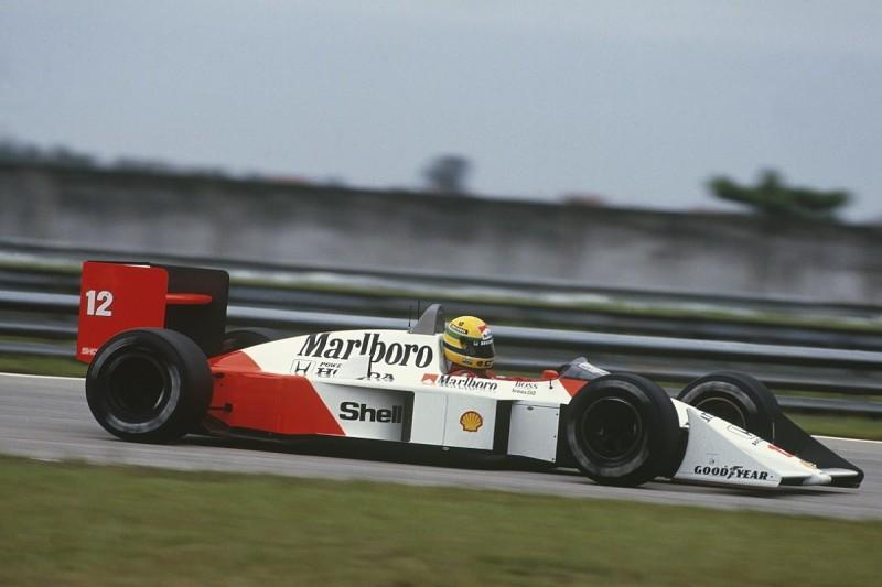 McLaren's 1988 MP4/4 voted fans' favourite Formula 1 car