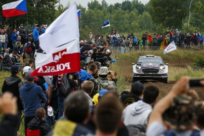Rally Poland dropped for 2018 WRC season, to be replaced by Turkey