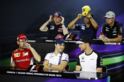 Brazilian GP - Thursday F1 press conference full transcript