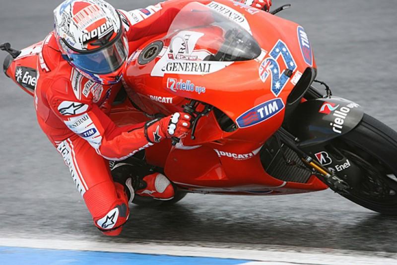 Casey Stoner in talks over Ducati MotoGP role for 2016