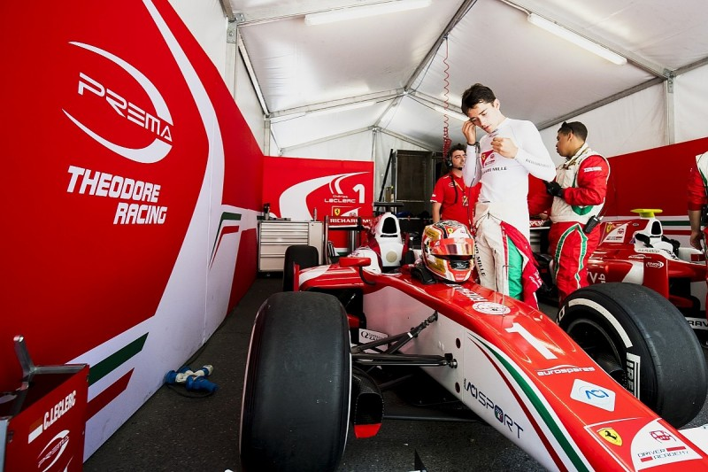 Single-seater outfit Prema closing on expansion to GP3 for 2018