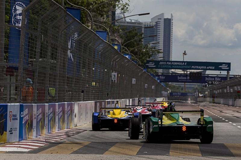 Formula E postpones battery competition, plans new Williams unit