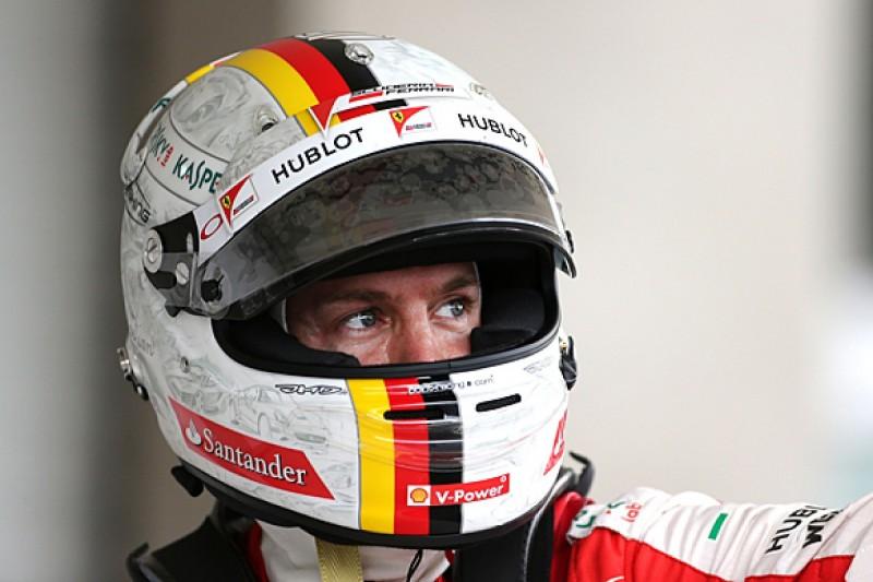 Sebastian Vettel says Niki Lauda overplayed Ferrari's F1 progress