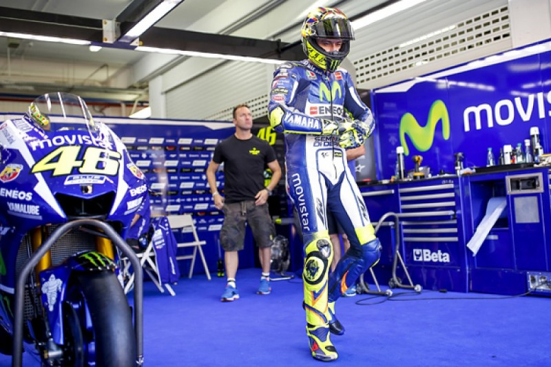 """MotoGP title loss will take """"months"""" to heal, Valentino Rossi says"""