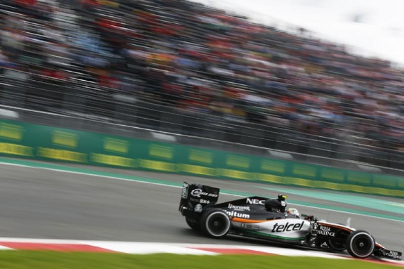 Aston Martin partnership is what Force India needs, says Perez
