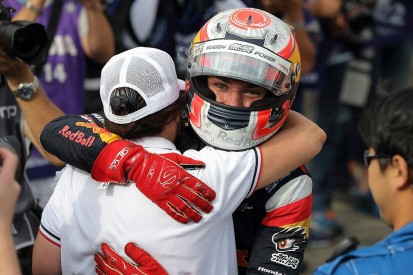 Gasly: First Super Formula win a relief after early-season troubles