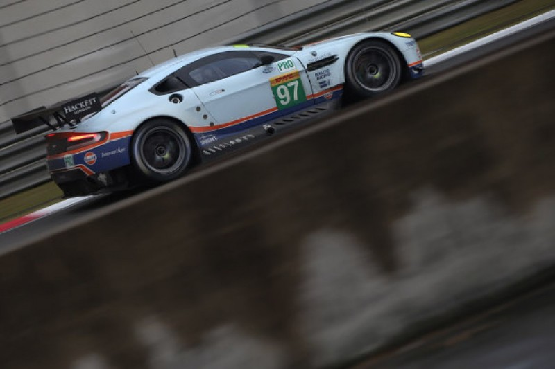 Aston Martin gets same BoP for Bahrain WEC race as at start of 2015