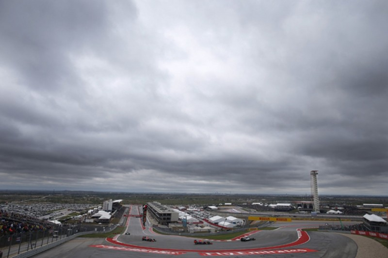 Government funding cut threatens future of Formula 1 USGP at Austin