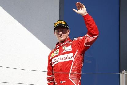 Ferrari keeps Kimi Raikkonen for 2018 Formula 1 season