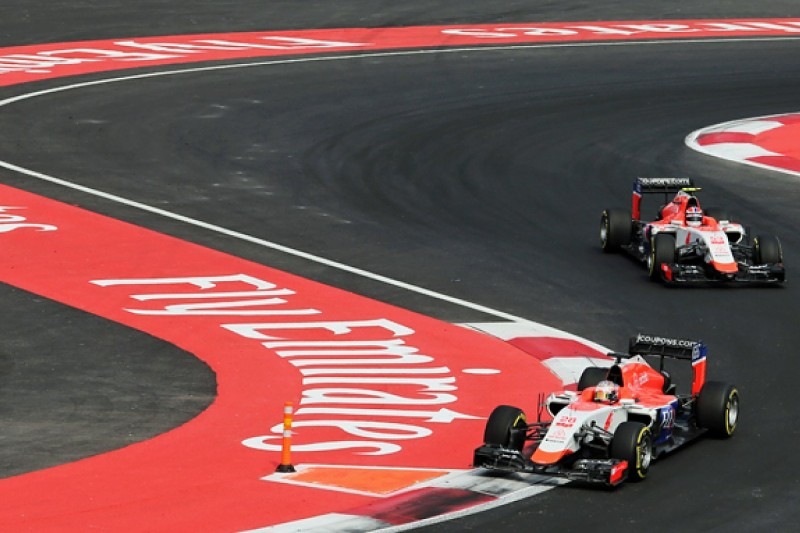 Group led by Tavo Hellmund evaluating Manor Formula 1 team takeover