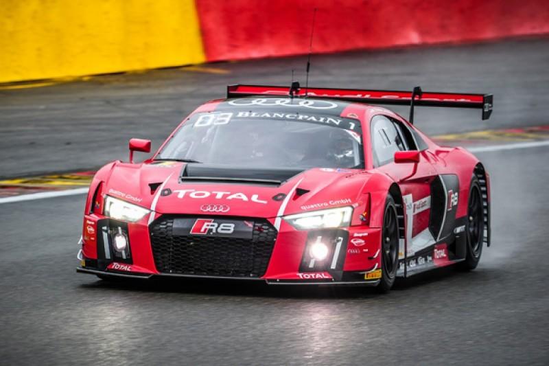 Rene Rast to replace Laurens Vanthoor in Audi's Macau GT line-up