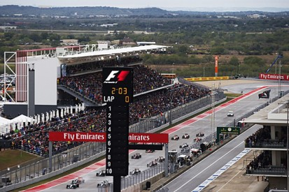 Future 'not looking good' for US Grand Prix F1 race at Austin