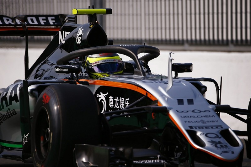 Force India: Late halo call means '18 car could be late for testing