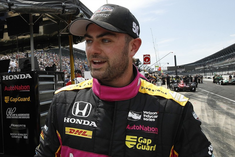 Jack Harvey gets ex-Aleshin IndyCar seat for final two races