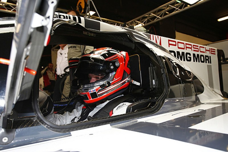 Ex-F1 racer Kevin Magnussen raves about Porsche LMP1 debut test