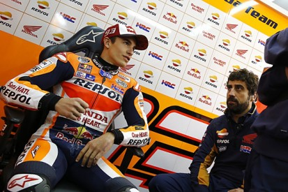 Valentino Rossi controversy made Marc Marquez nervous at Valencia