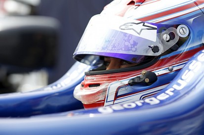 European F3 frontrunner George Russell out of Carlin Macau line-up