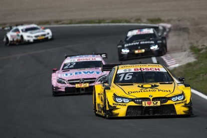 DTM: Timo Glock perplexed by 'not logical' stewards decision