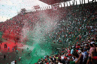Mexican Grand Prix eyes 360,000 crowd for 2016