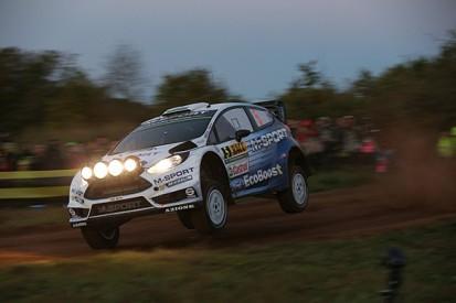 Sebastien Ogier tips Kris Meeke, Elfyn Evans for Rally GB success