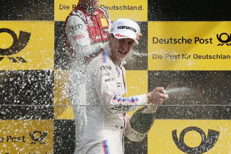 Zandvoort DTM: Marco Wittmann beats Mike Rockenfeller to victory