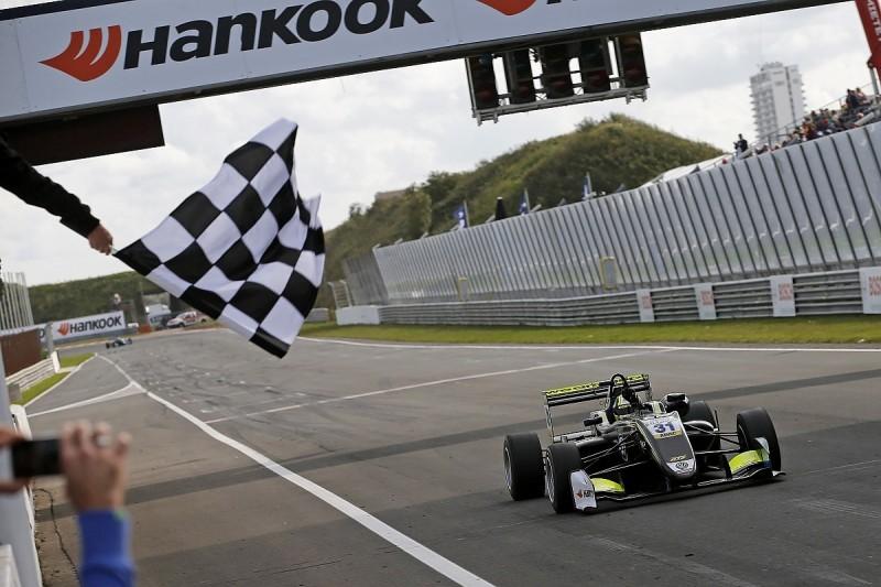 Zandvoort European Formula 3: Norris dominates finale, extends lead