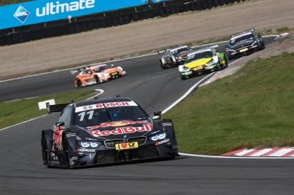 BMW's Marco Wittmann disqualified from Zandvoort DTM win