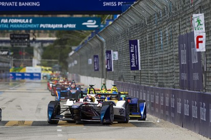 Williams rejects Formula E battery criticism after Putrajaya issues