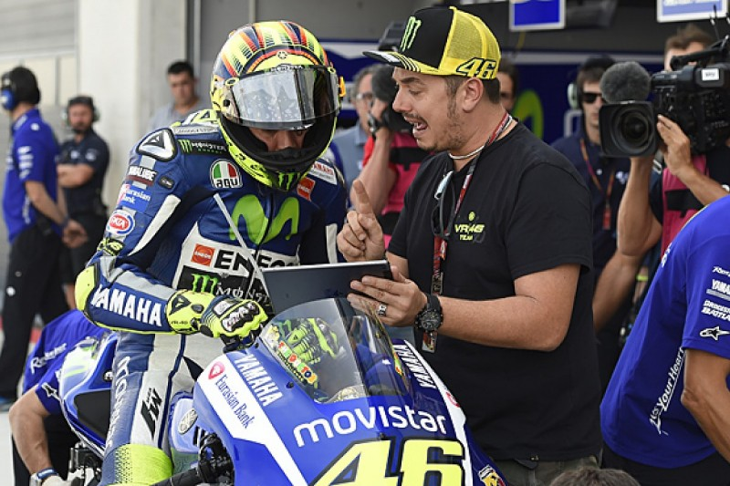 Valentino Rossi worried about MotoGP switch to Michelin tyres