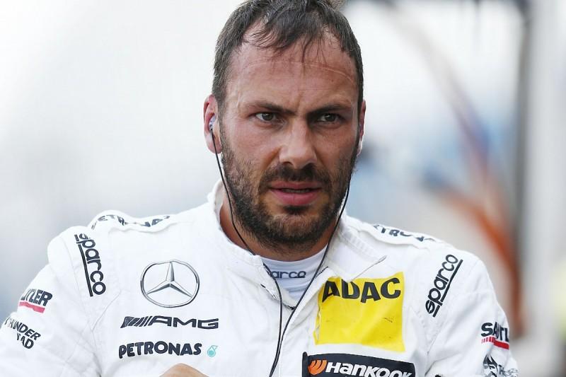 Mercedes, Paffett slam 'out of order' Audi DTM tactics at Zandvoort