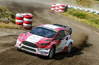 Austria World Rallycross team brings in Janis Baumanis for finale