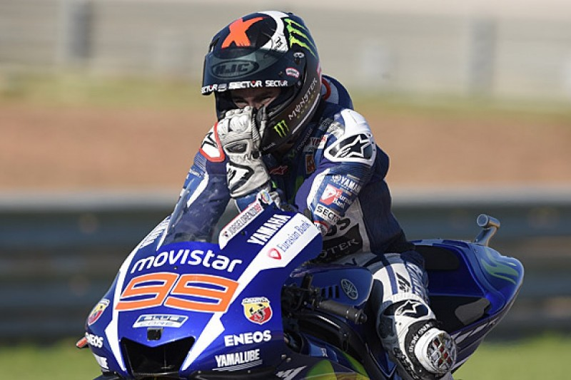 Jorge Lorenzo: I deserve MotoGP title regardless of controversy