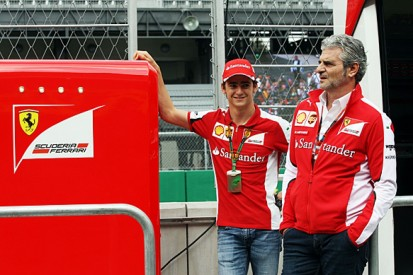 Esteban Gutierrez's Ferrari insight vital says Haas F1 team