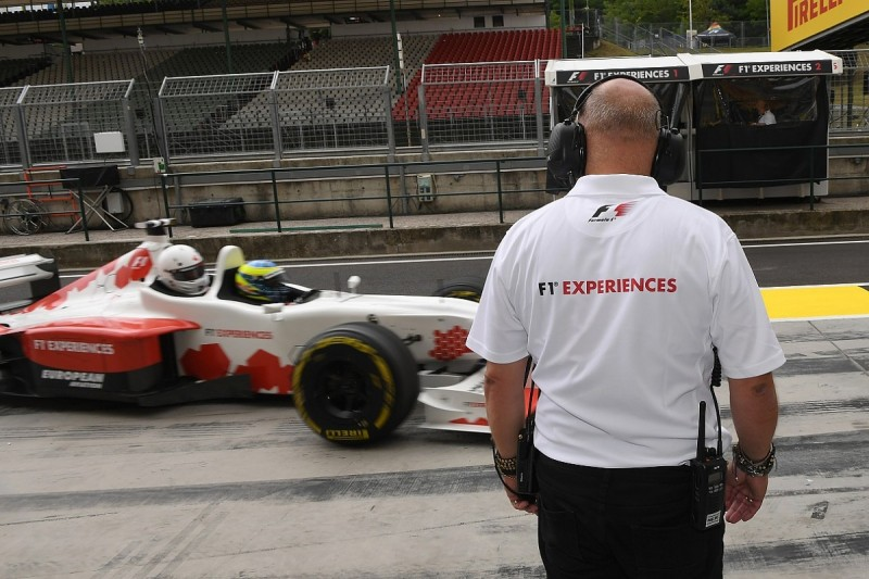 Mike Gascoyne's plan for revamping the Formula 1 two-seater