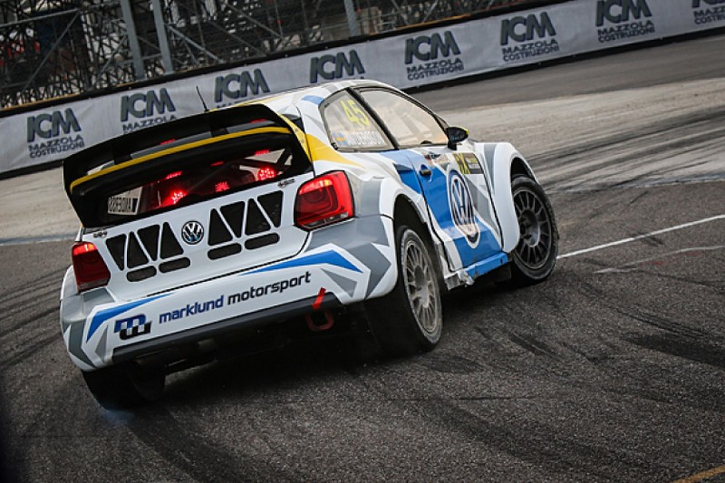 Marklund VW World Rallycross team promotes RX Lites racer for finale