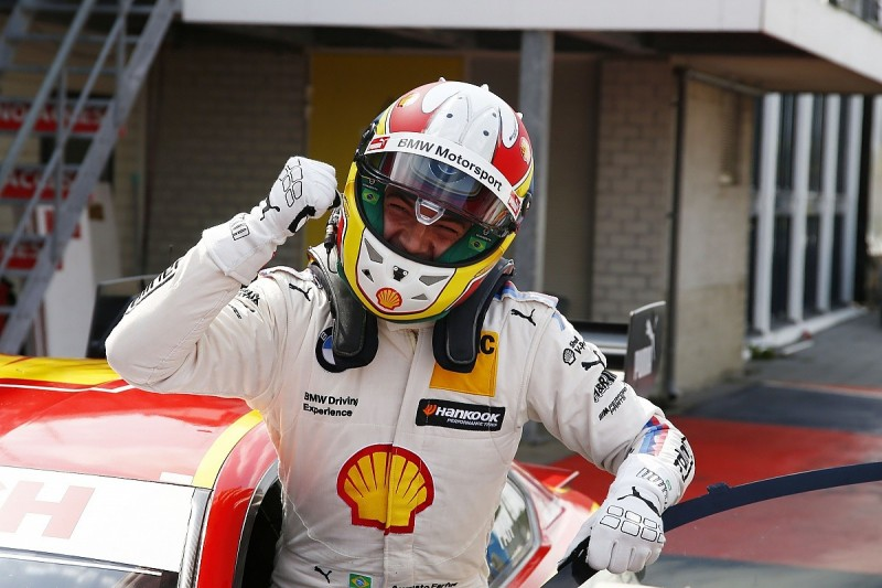 Zandvoort DTM: Augusto Farfus claims pole in BMW 1-2-3