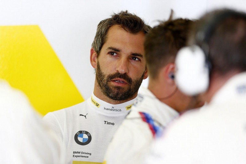 Zandvoort DTM: Timo Glock sent to back of the grid for race two