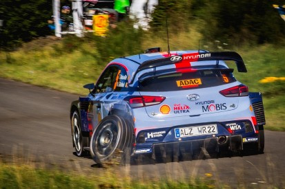 WRC leader Thierry Neuville explains Rally Germany retirement