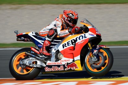 Valencia MotoGP: Marc Marquez won't give Jorge Lorenzo an easy ride