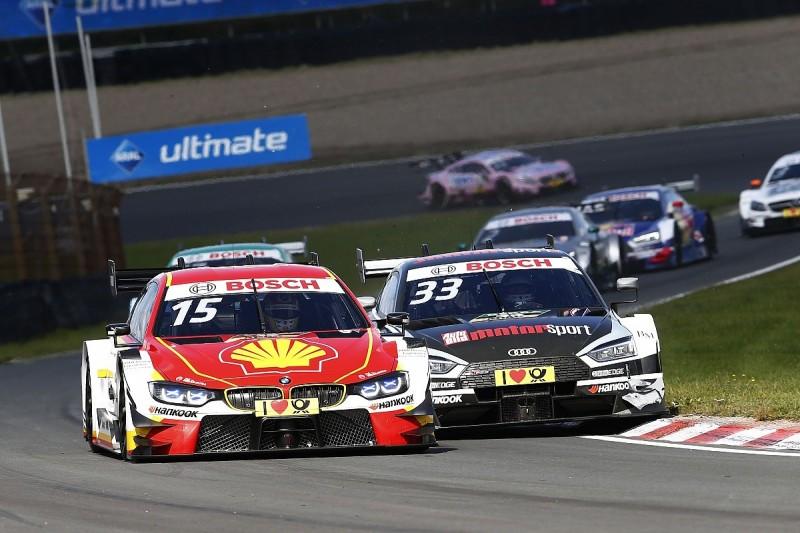 Zandvoort DTM: New points leader Rast believes Farfus impeded him