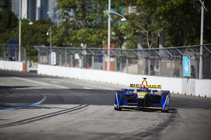 Putrajaya Formula E: Sebastien Buemi claims pole for e.dams again