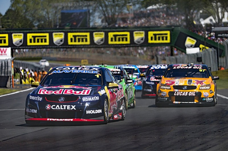 Jamie Whincup's run of V8 Supercars titles officially ended