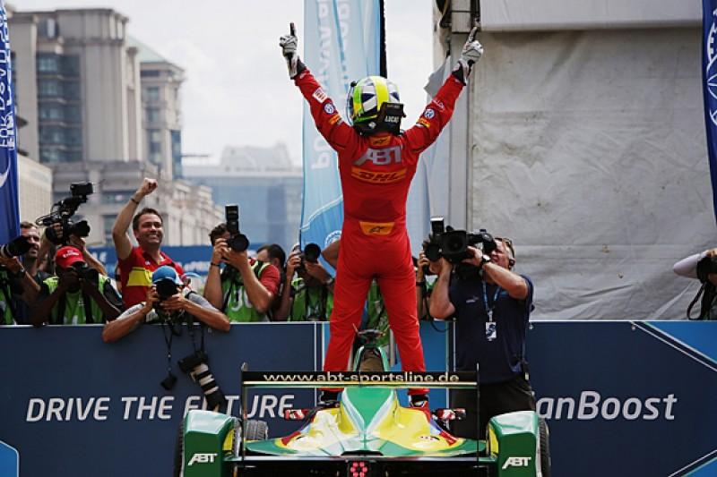 Putrajaya Formula E: Lucas di Grassi wins wild race for Abt Audi