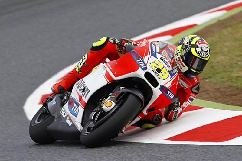 Valencia MotoGP: Andrea Iannone quickest in third practice