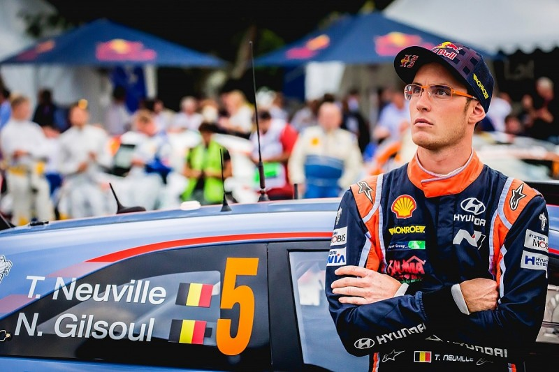 WRC Rally Germany: Thierry Neuville retires from leg two