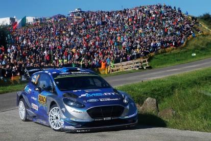 Rally Germany: Ott Tanak extends lead over Andreas Mikkelsen